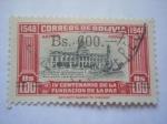 Sellos de America - Bolivia -  correos bolivia
