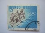 Sellos del Mundo : America : México : juegos olimpicos mexico 68