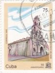 Sellos de America - Cuba -  Basílica Menor de San Francisco de Asís