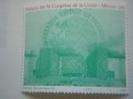 Stamps Mexico -  congreso de la union