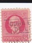 Stamps Cuba -  Máximo Gómez