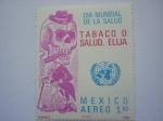 Stamps Mexico -  Dia mundial de la salud