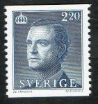 Sellos de Europa - Suecia -  Definiteve 1 v