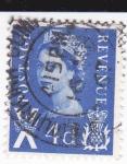 Sellos de Europa - Reino Unido -  Isabel II   -Escocia-