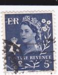 Sellos de Europa - Reino Unido -  Isabel II  -Irlanda del Norte