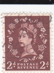 Stamps : Europe : United_Kingdom :  Isabel II