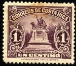 Sellos del Mundo : America : Costa_Rica : Monumento Nacional. UPU 1929.
