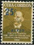 Stamps : America : Cuba :  Fernando Figueredo