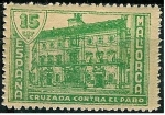 Stamps : Europe : Spain :  Fachada Ayuntamiento