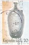 Stamps Spain -  Artesanía Española Vidrio -Baleares s.XX   (C)