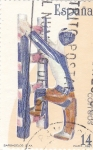 Stamps Spain -  Artesanía Española Cerámica- Sargadelos    (C)