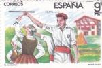 Sellos de Europa - España -  Maestros de la Zarzuela  - El Caserío    (C)