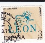 Sellos de Europa - España -  Día del sello 1975   (C)