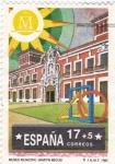 Stamps Spain -  Museo municipal (martín Begué)     (C)