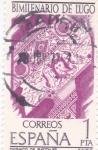 Sellos de Europa - España -  Bimilenario de Lugo   (C)