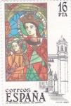 Sellos de Europa - España -  La Epifanía Catedral de Gerona    (C)