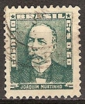 Sellos de America - Brasil -   Joaquim Murtinho.