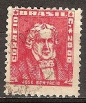 Sellos de America - Brasil -  José Bonifacio.