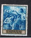 Sellos de Europa - España -  Edifil  1335  Doménico Theotocopoulos · El Greco · Día del Sello.