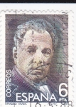Stamps Spain -  Amadeo Vives    (C)