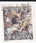 Sellos de Europa - España -  Rubens 1577-1640     (C)