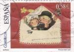 Stamps Spain -  navidad    (C)