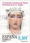 Sellos de Europa - España -  Coronación Canónica de María Santísima de la O.Sevilla    (C)