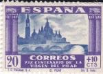 Stamps : Europe : Spain :  XIX Centenario de la Virgen del Pilar     (C)