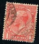 Stamps : Europe : United_Kingdom :  EDWARD VII
