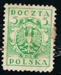 Stamps Europe - Poland -  POCZTA POLSKA