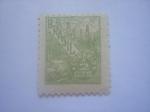 Stamps Brazil -  correio