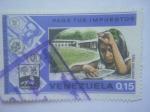 Stamps America - Venezuela -  paga tus impuestos