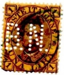 Stamps of the world : Italy :  Italy 1889