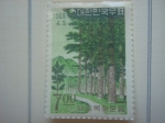 Stamps : Asia : South_Korea :