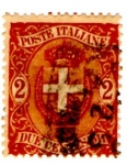 Stamps of the world : Italy :  Italy 1896