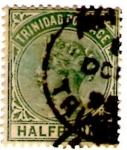 Stamps America - Trinidad y Tobago -  Trinidad 1883