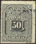 Stamps Uruguay -