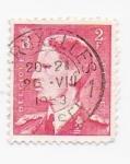 Stamps Belgium -