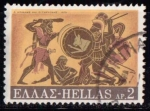 Sellos de Europa - Grecia -  Arqueología