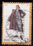 Sellos de Europa - Grecia -  trajes