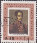 Sellos de America - Venezuela -  Simón Bolívar- Libertador y padre de la patria