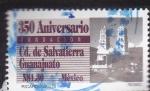 Stamps Mexico -  350 aniv. Cd de Salvatierra Guanajuato