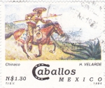 Stamps Mexico -  Chinaco