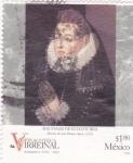 Stamps Mexico -  Pinacoteca Virreinal