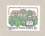 Stamps Hungary -  Sanatorio del Dr. F. Konranyi
