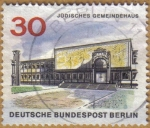 Stamps Germany -  Juzgados
