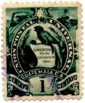 Stamps America - Guatemala -  Guatemala 1886