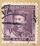 Sellos del Mundo : Europa : Checoslovaquia : CESKOSLOVENSKO