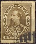 Stamps America - Uruguay -  GRAL. MAXIMO SANTOS