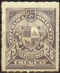 Stamps America - Uruguay -